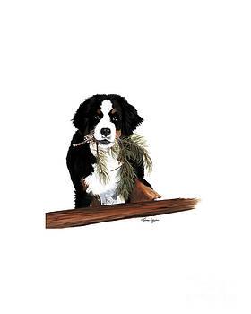 I'z A Lumberjack Phone by Liane Weyers