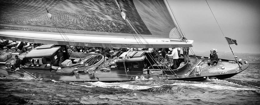 Ian Cocklin - J Class Yacht Racing