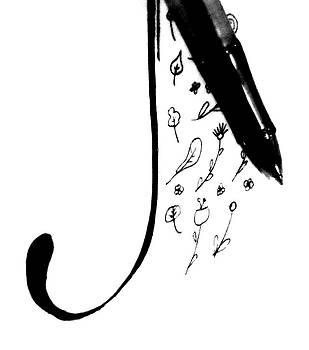 Ioanna Papanikolaou - j monogram