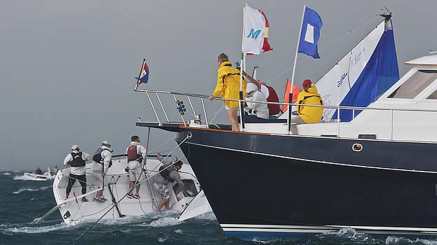 Steven Lapkin - J70 Finish Key West