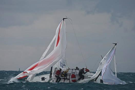 Steven Lapkin - J70s at Key West