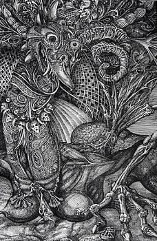 Jabberwocky by Otto Rapp
