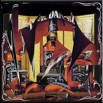 Jack Daniels by Karl Emsley