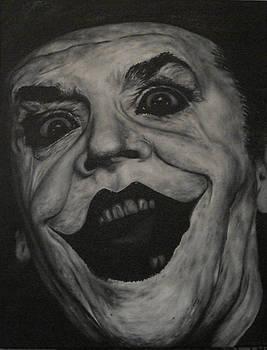Jack Nicholson by David Dunne