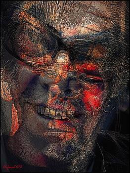 Jack Nicholson by Orfeu De SantaTeresa
