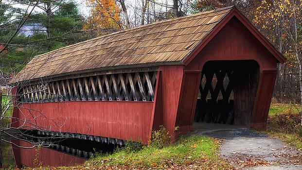 Jack-O-Lantern Bridge by Christina Durity
