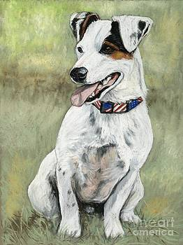 Jack Russell Terrier by Charlotte Yealey