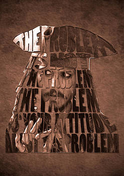 Jack Sparrow Quote Typography Art by Costinel Floricel