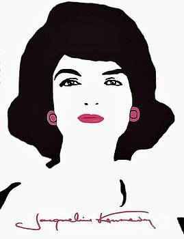 Jost Houk - Jackie Kennedy Signature Pink Lips