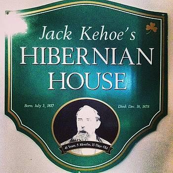 Jack Kehoe's Hibernian House by Cheryl Fallon