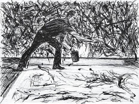 Michael Morgan - Jackson Pollock