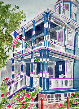 Jackson Street Inn of Cape May by Marlene  Schwartz