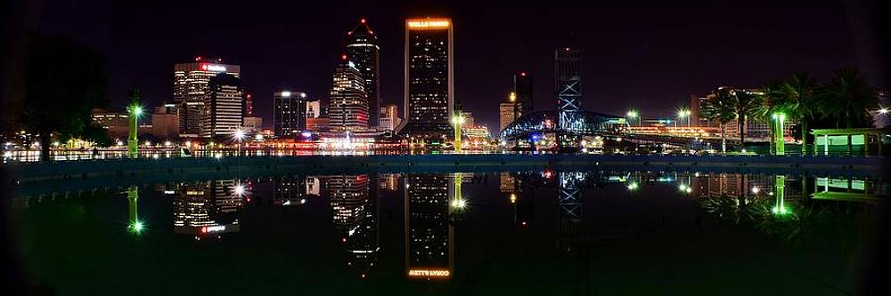 Frozen in Time Fine Art Photography - Jacksonville Panoramic