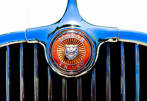 Ronda Broatch - Jaguar XK 150