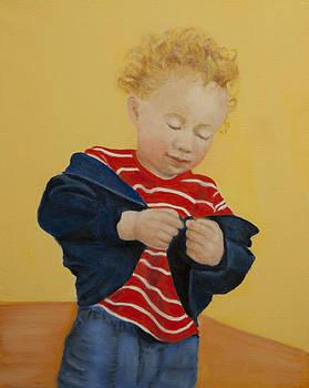 Jake's Zipper by Joan Glinert