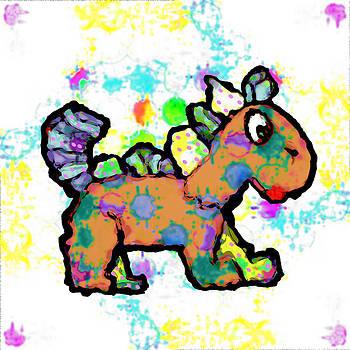 Jalopy Dinosaur by Melissa Osborne
