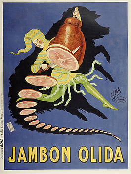 Jambon Olida by Vintage Images