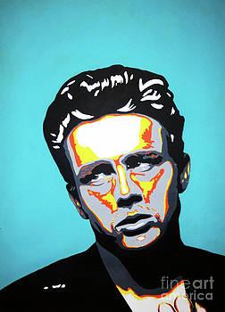 James Dean  by Grant  Swinney