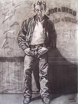 James Dean by Sean Connolly