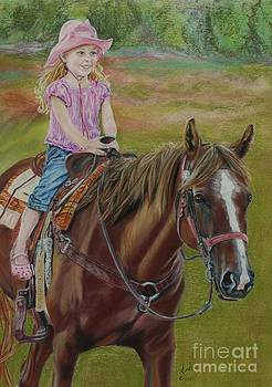 Jamie and Sparkle by Linda Eversole