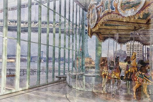 Jane's Carousel by Esther Branderhorst
