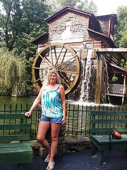 Janice at Dollywood by Regina McLeroy