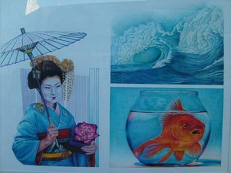 Japan - Origin of the Sun by Lucas Salgado