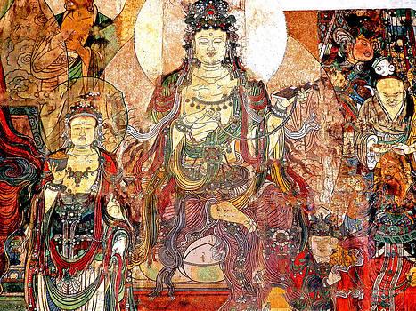 Stuart Brown -  Ancient Japanese Scroll # 2
