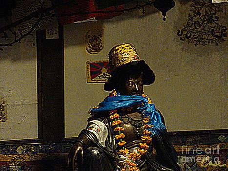 Feile Case - Japanese Buddhist Shrine with Bodhisattva 03