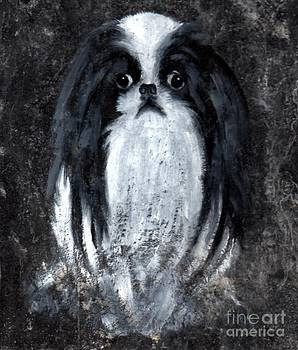 Japanese Chin by Wendy Ray