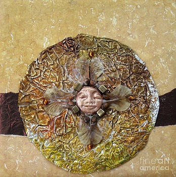 Ellen Miffitt - Japanese Maple Mandala