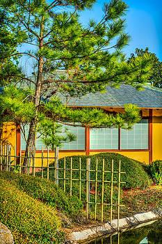 David Morefield - Japanese Teahouse