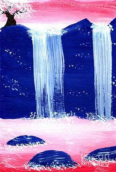 Eliza Donovan - Japanese Waterfall