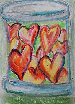 Jar of Hearts by Racquel Morgan