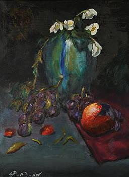Jasmine by Keith Zudell