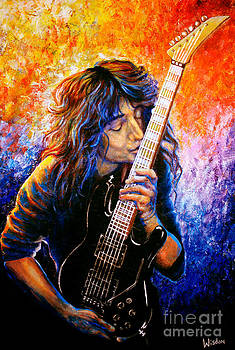 Jason Becker Completed by Tylir Wisdom
