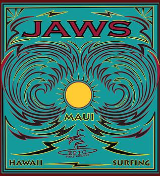 Larry Butterworth - JAWS HAWAII SURFING