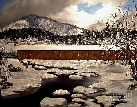 Peggy Miller - Jay Covered Bridge