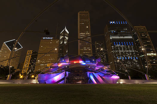 Adam Romanowicz - Jay Pritzker Pavilion Chicago