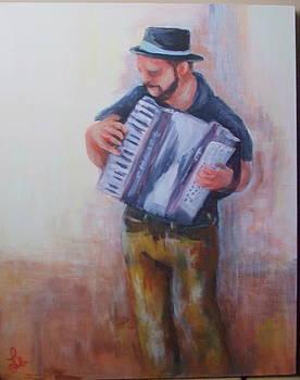 Jazz 3 by Marcelle Larochelle