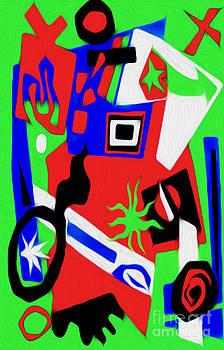 Gregory Dyer - Jazz Art - 03