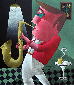 Jazz Cafe by Lima Junior