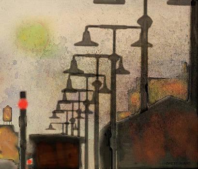 Jazz City by Brett Shand