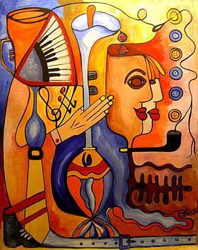 Jazz Fish - Silvism/bios by Silvia Regueira