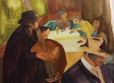 Jazz in San Fransico by Dalene Turner