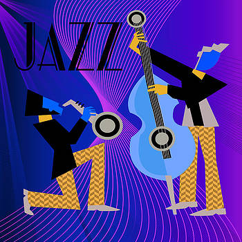 Jazz by Lee Ann Asch