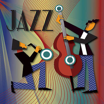 Jazz Music  by Lee Ann Asch
