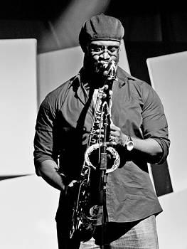 Jazz Musician by Achmad Bachtiar