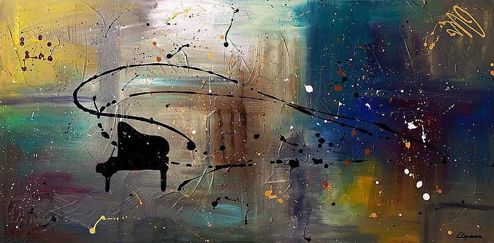 Jazz Night by Carmen Guedez