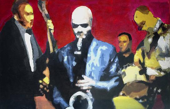 Charlie Harris - Jazz Quartet In A Tray